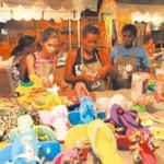 Festival Carioca de Economia Solidária na Cinelândia