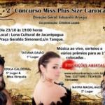 Miss Plus Size Carioca