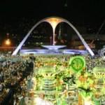 Programação das Escolas de Samba no Carnaval 2012