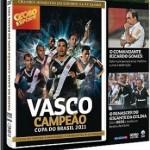 """DVD """"Vasco Campeão da Copa do Brasil 2011"""""""