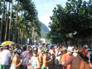 Carnaval in Rio por Anne Corbucci de Moraes