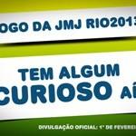 Lançamento oficial da logomarca JMJ RIO2013