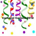 Programação do Carnaval do Rio de Janeiro