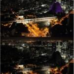 Hora do Planeta 2012 no Rio de Janeiro