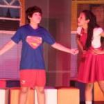 """""""João e Alice em Liga Da Justiça"""" no Teatro Vannucci"""