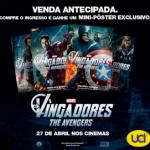 """""""Os Vingadores 3D"""" no Rio de Janeiro"""