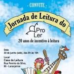 Maratona Literária em Laranjeiras