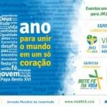 Eventos em preparação para a JMJ RIO2013