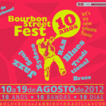 Festival Bourbon Street Fest 2012 no Rio de Janeiro