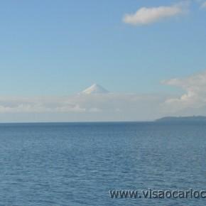 Vulcão Osorno e Lago Llanquihue