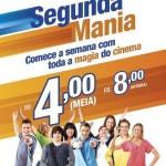 Promoção Segunda Mania está de volta – Agosto 2012