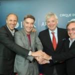 IMX e Cirque du Soleil firmam parceria inédita