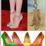 A moda nos pés