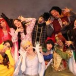 """As Princesas – O Musical"" no Teatro Vannucci"