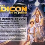 """Star Wars – Jedicon 2012"" no Rio de Janeiro"