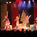 """""""Natal Mágico"""" estreia no Teatro Princesa Isabel"""