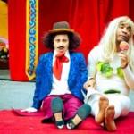 Semana da Criança 2012 no Teatro de Anônimo