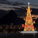 Árvore de Natal da Lagoa 2012/2013