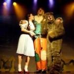 """O Mágico de Oz"" na Arena Jovelina Pérola Negra"