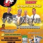 Samba in Sete festeja o Dia Nacional do Samba
