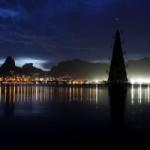Inaugurada a Árvore de Natal da Lagoa 2012/2013
