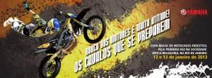 Sétima Copa Brasil de Motocross Freestyle