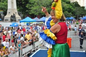Foto: Carnaval 2012 - Folião Original Cinelândia - Marina Herriges | Riotur