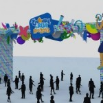Ornamentação para o Carnaval de Rua do Rio de Janeiro 2013