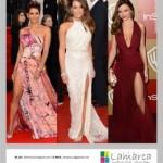 Looks das Estrelas – Globo de Ouro 2013