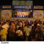 Shows do Terreirão do Samba esquentam o pré-carnaval carioca