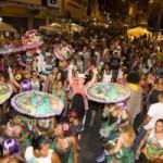 Programação dos Bailes Populares do Carnaval 2013