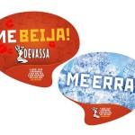 Me beija! ou Me erra! no Carnaval de Rua do Rio 2013