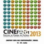 Cinefoot 2013 no Rio de Janeiro