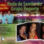 Roda de Samba no Clube Guanabara