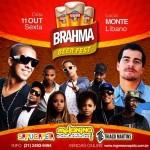 Brahma Beer Fest no Monte Líbano