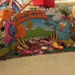 Roda Gigante da Galinha Pintadinha no Shopping Via Brasil