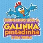 Galinha Pintadinha no Ilha Plaza