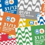 MetrôRio inicia venda de cartões especiais para o Réveillon 2013/2014