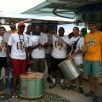 Quiosque Globo recebe Blocos de Carnaval 2014 em Copacabana