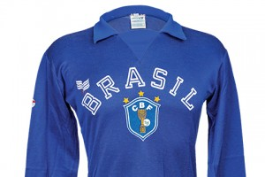 Camisa do goleiro de 82
