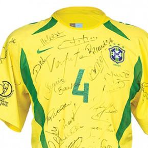 Camisa de 2002