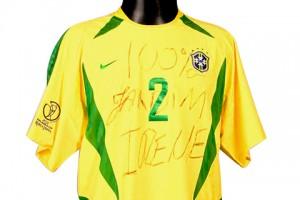 Camisa Final 2002