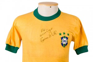 Camisa Pelé