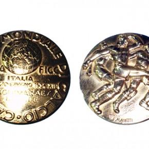 Medalha copa do mundo 1934